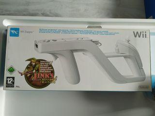 Wii Zapper con juego