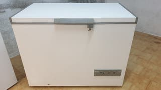 congelador arcón 307 litros