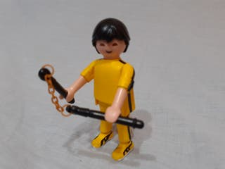 bruce lee playmobil