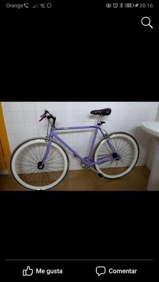 Fixie bike ( Bicicleta de paseo)