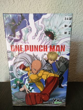 juego one punch man