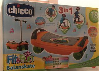 Patinete - skate 3 en 1 de la marca Chicco