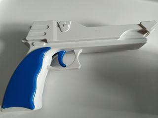 Accesorio pistola para wii.