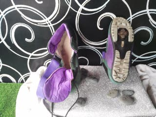 Zapatillas ciclismo Agu T 38