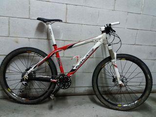 bicicleta MTB mmr
