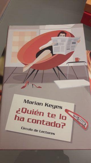 libro de Marian keyes