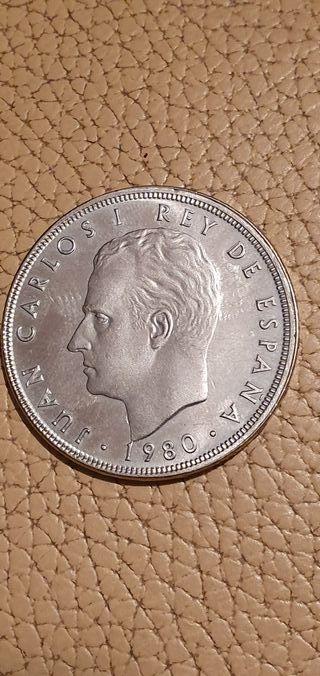 18 Monedas de 100 pesetas