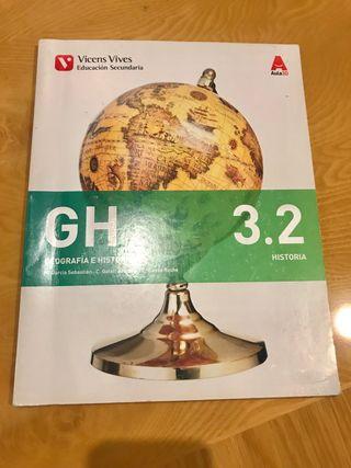 Libro de Geografía e Historia 3.2