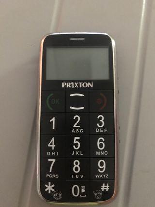 Teléfono para mayores