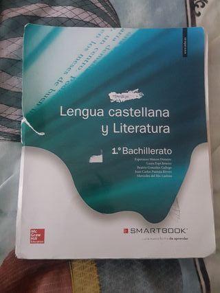 Libro 1 bach Lengua Castellana y Literatura