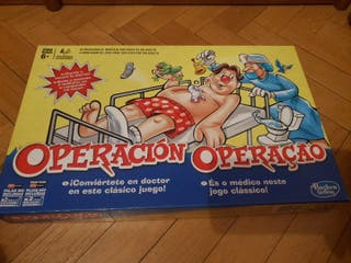Juego de mesa Operacion