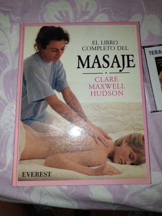 libro de masajes + cd