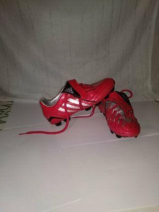Adidas botas de fútbol de tacos