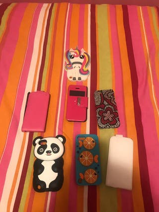 7 fundas iPod touch