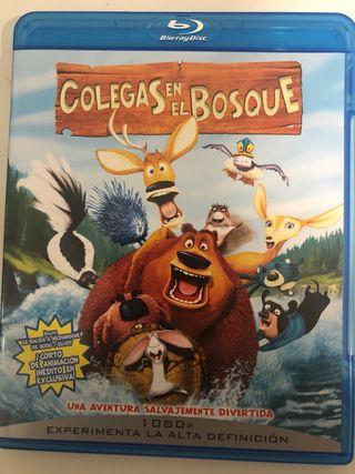 Película Colegas en el Bosque en Blu-ray (BD)