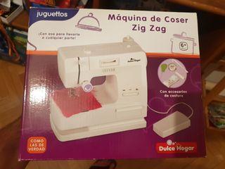Máquina de coser Zig Zag
