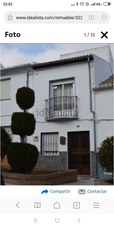Venta de casa (Teba, Málaga)