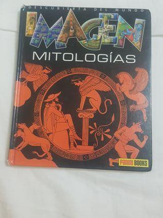 Libro MITOLOGÍAS