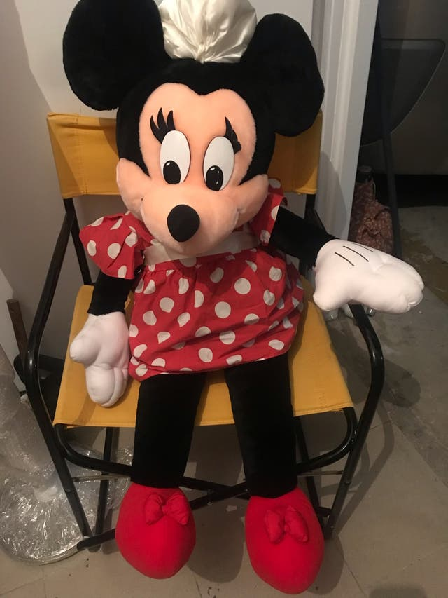 Minnie gigante