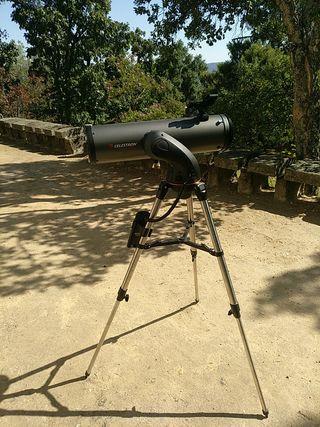 Telescopio Celestron NexStar 130SLT Go To