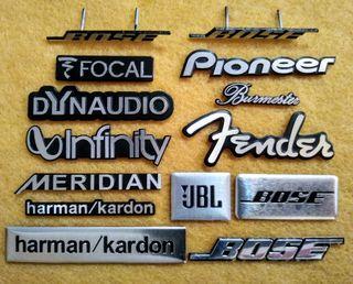 Placas audio coche Bose Pioneer Harman Kardon JBL