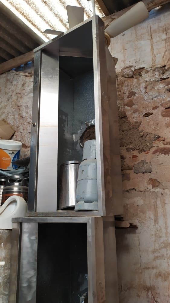 campana extractora industrial