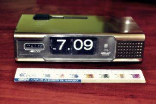 Reloj despertador vitange Radiant