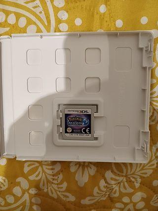 Pokémon Luna Nintendo 3ds