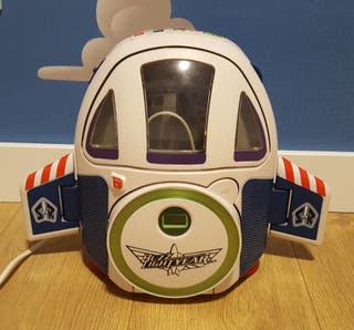 Buzz LightYear Toy Story BoomBox TS500B