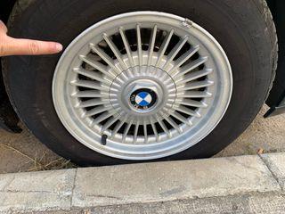 5 LLANTAS BMW 15 (7J 5X120) ET 20