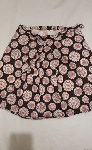 Falda estampada de Pilar del Toro