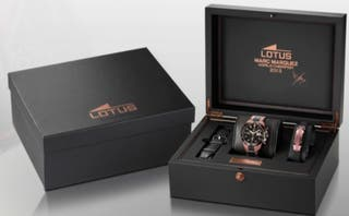 reloj Lotus Marc Márquez EdL
