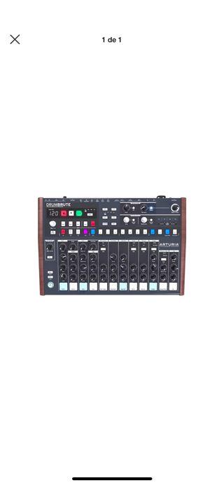 "Caja de ritmos ""Drumbrute"""