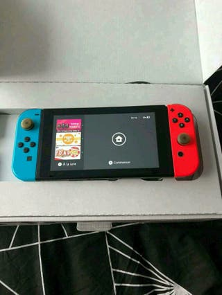switch + jeux