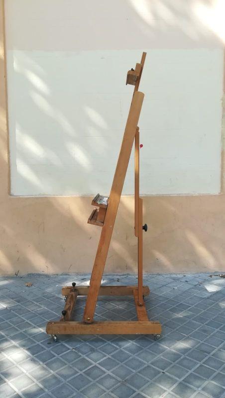 Caballete pintura profesional