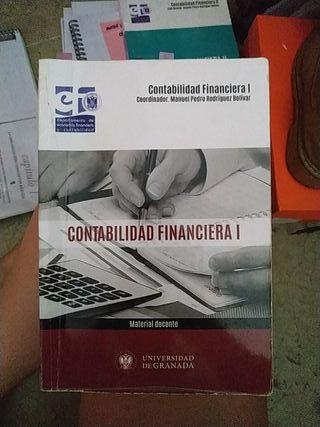 Libro Contabilidad Financiera I ADE 2 UGR