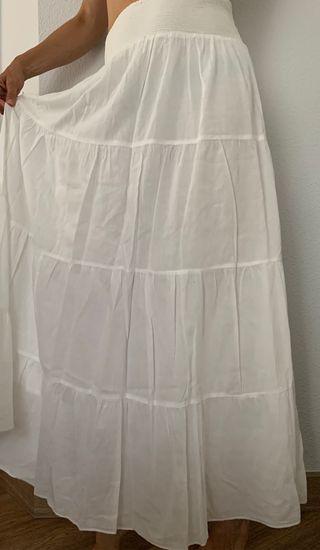 Falda larga Zara de segunda mano en la provincia de León en