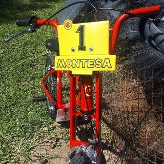 Montesa t15