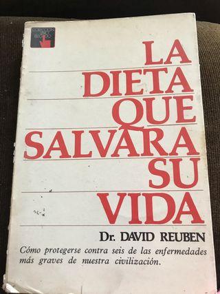 Libro. La dieta que salvara su vida