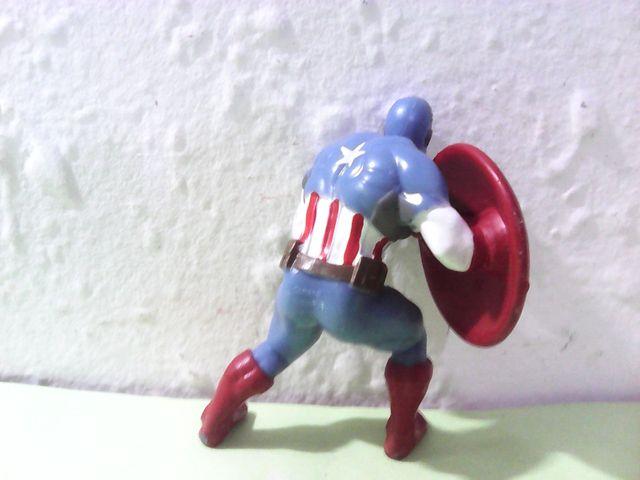 Figura CAPITAN AMERICA de marvel 8 cm