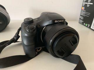 Cámara réflex Sony DSC-HX300