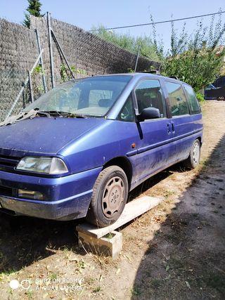 Peugeot 806 1998