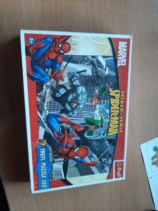 puzle de Spider-man