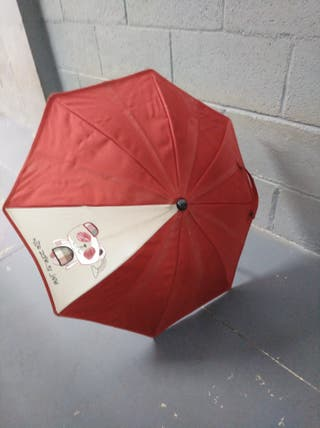 Paraguas carro bebé