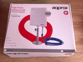 Antena exterior para Wifi