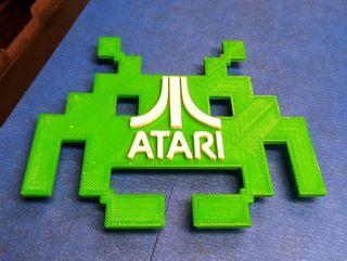 Atari invasor