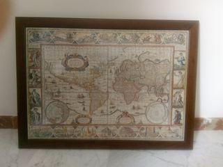 Cuadro Puzzle Carta Navegacion 1000 piezas