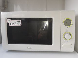 Microondas 20L 700W con Grill