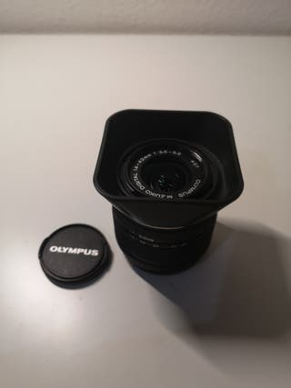 objetivo micro 4/3 zuiko 14-42mm