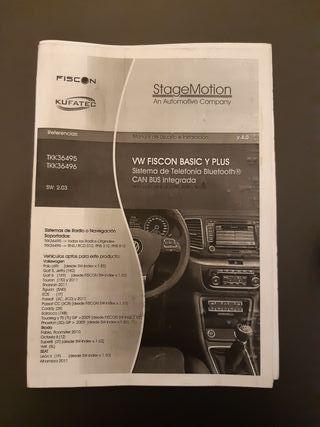Fiscon - Sistema de Telefonía Bluetooth